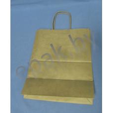 Пакет с ручками-шпагат 260*150*350