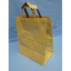 Пакет с плоскими ручками 350*150*450