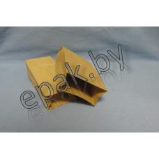 Пакет бумажный 220*120*290, крафт 70