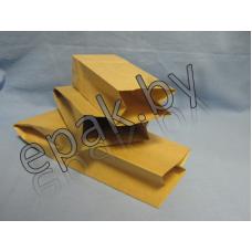 Пакет бумажный 180*120*290, крафт 70