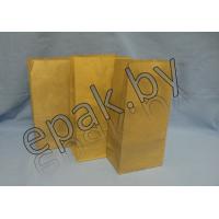 Пакет бумажный 120*80*350, крафт 80