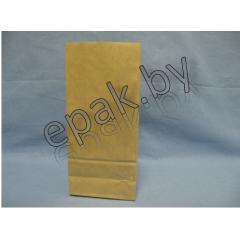 Пакет бумажный 120*80*250мм, крафт 70