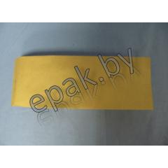 Пакет бумажный белый  с прямоугольным дном 80*50*170