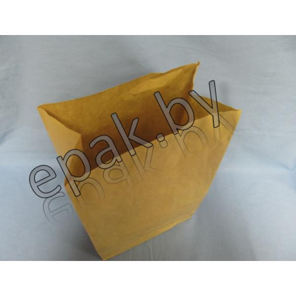 Пакет бумажный  150*90*300, крафт 70
