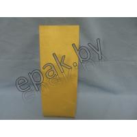 Пакет бумажный белый  с прямоугольным дном 260*150*340