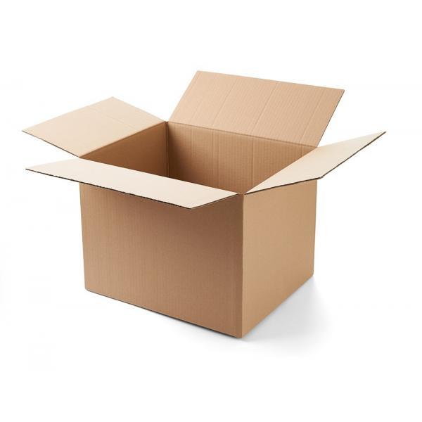 Картонные коробки из гофрокартона