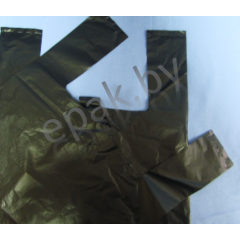 Пакет майка 510х580х17мкм