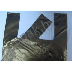 Пакет майка 590х640х25мкм