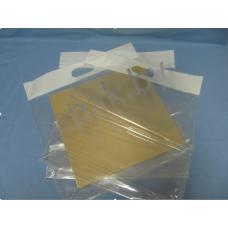 Пакет ПВХ 320*450+ 70 клейкий клапан+50 еврослот