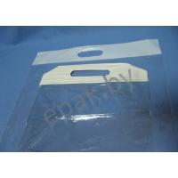 Пакет ПВХ 250х300+70клапан с клейкой основой+50мм еврослот