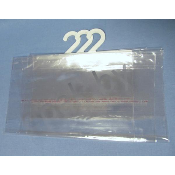 Пакет ПВХ 290*390+120 клапан с клейкой основой