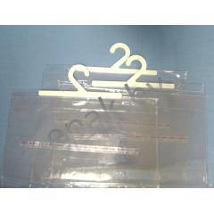 Пакет ПВХ 380*350+40дн.скл+140 клейкий клапан