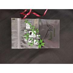 Zip Lock пакет с печатью, брендированный зип пакет