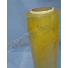 Плёнка ПВХ стретч ручная + коробка с ножом,  450 мм