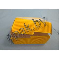 Коробка для бургера 115*115*70
