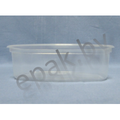 Полипропиленовый контейнер 108*82*25, 125 мл