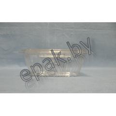 Контейнер прозрачный, 159*130*40