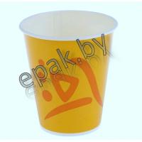"""Бумажный стакан  """"Солнце"""" 500 мл"""