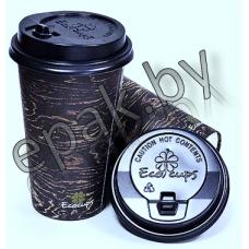 "Бумажный стакан ""Coffee"" 500 (450) мл"