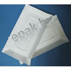 Бумажная тарелка  140*250 мм