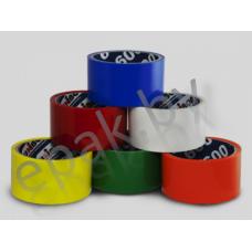 Разноцветная клейкая лента (скотч)
